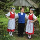 Weronika, Paweł, Paulina